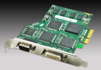 X1204XE six input capture card, 2xSD/HD & 4x SD video plus 4x audio