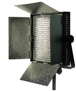 LED 600 video light, equivalent to a RedHead but uses just 36W