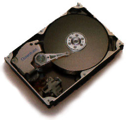 hard disk picture